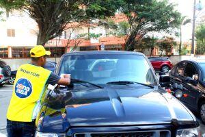 Mongaguá passa a ter plataforma digital para facilitar estacionamento rotativo