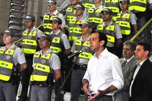 O prefeito Paulo Alexandre chegou a divulgar que policiais civis também participariam