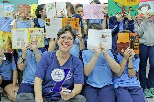 As palavras de 54 crianças de Santos estão ganhando o mundo