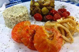 Corrida acontece durante o Festival Gastronômico do Guarujá