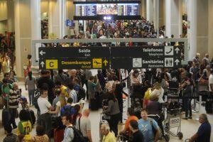 Segundo a Infraero, são esperados cerca de 2 milhões de passageiros entre os dias 10 e 16 de outubro