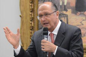 Geraldo Alckmin (PSDB) afirmou que, na política é necessário galgar posições para se chegar ao comando