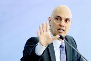 """O ministro Alexandre de Moraes disse, em sua decisão, que """"os deputados e senadores são mandatários do povo e devem observar total transparência em sua atuação"""""""