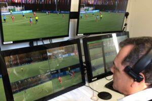 Conmebol usará árbitro de vídeo na reta final da Libertadores e da Sul-Americana