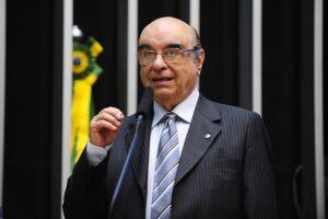 Bonifácio de Andrada (PSDB-MG) é o relator da segunda denúncia contra o presidente Michel Temer