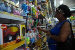 A pesquisa indica que os brinquedos serão opção de 61% das pessoas que vão presentear no Dia da Criança