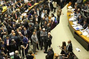 A autorização prévia da Câmara para processar o presidente da República está prevista na Constituição Federal