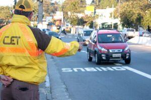 As multas de trânsito poderão ser pagas com débito ou parceladas no crédito