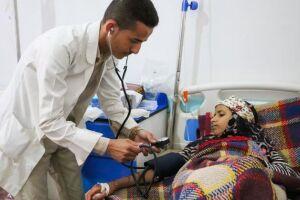 A epidemia no Iêmen já é considerada a crise mais grave de cólera do mundo