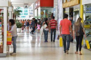 Associação de shoppings espera um crescimento de 2% no Natal