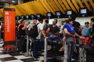 O Ministério dos Transportes quer retirar o aeroporto de Congonhas da lista de privatizações