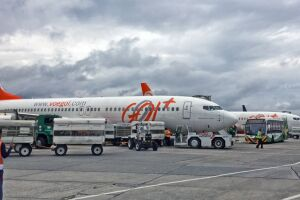 O governo deixou de fora o aeroporto de Congonhas, em São Paulo