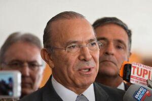 O ministro Eliseu Padilha (Casa Civil) foi o primeiro a encaminhar sua defesa à CCJ (Comissão de Constituição e Justiça) da Câmara