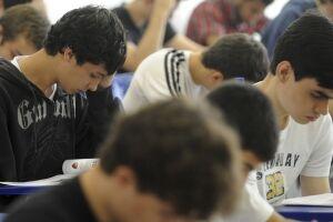 Ao final deste ano, um em cada quatro jovens entre 15 e 17 anos de idade vão abandonar seus estudos