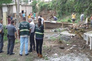 O objetivo das fiscalizações foi avaliar todos os crimes ambientais ocorridos diante das invasões do Morro do Itararé