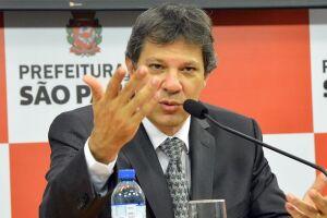 Fernando Haddad usou uma frase irônica de Geraldo Alckmin para responder aos ataques de João Doria