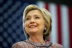 A campanha de Hillary Clinton financiou parte de um dossiê contra Donald Trump