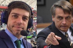 Juninho Pernambucano criticou os eleitores de Jair Bolsonaro