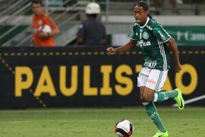 Keno tem sido um dos destaques do Palmeiras nos últimos jogos com gols e assistências