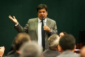 """O ministro da Educação, Mendonça Filho, considerou que nenhum programa do tamanho do Enem está """"imune"""" a fraudes"""