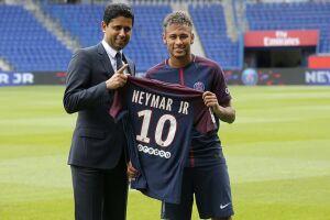 Neymar e as empresas da família do jogador foram multadas em R$ 3,8 milhões