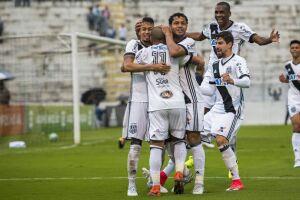 Lucca marcou o gol da vitória