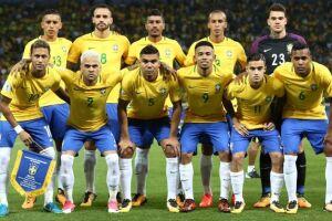 """""""O Brasil é um dos favoritos pelo futebol apresentado, pelo nível"""", disse Tite"""
