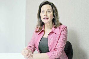 Marlene Campos Machado visitou algumas cidades da região para falar sobre a importância da inclusão feminina no Parlamento
