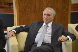 Michel Temer deu entrada no hospital do Exército em Brasília na manhã desta quarta-feira