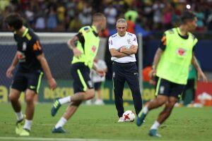 A seleção lidera as eliminatórias e já está garantida para a Copa do Mundo de 2018