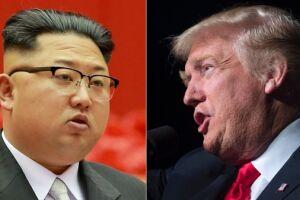 Aumenta a cada dia a tensão entre Estados Unidos e a Coreia do Norte