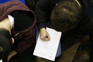 No Enem, que acontece nos dias 5 e 12 de novembro, o aluno precisa ter uma média ainda maior na redação