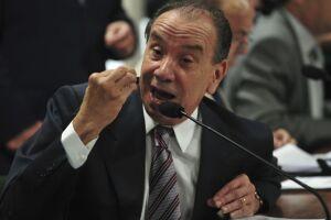 O ministro Aloysio Nunes nega as acusações de ter recebido repasse da Odebrecht