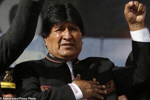 Evo Morales está autorizado a concorrer a seu quarto mandato