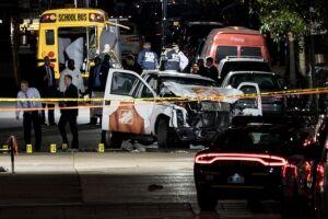 Vítimas faziam parte de um grupo de dez amigos que foram a Nova York