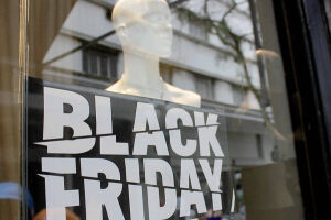 A Black Friday atraiu um número maior de novos consumidores para o comércio eletrônico do que o registrado na média do ano