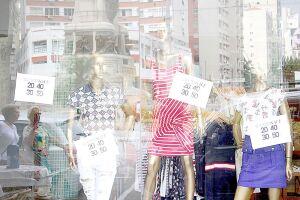 A inadimplência dos consumidores teve um pequeno aumento (5,3%) na Baixada Santista