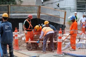Índice Nacional da Construção Civil recuou de 0,27% em setembro para 0,16% em outubro