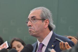 Eduardo Cunha afirmou que o corretor Lúcio Bolonha Funaro mentiu em sua delação