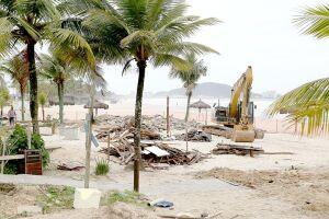 A demolição deve ser concluída em até 60 dias