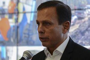 O prefeito João Doria demitiu o assessor de comunicação por dificultar acesso a dados públicos