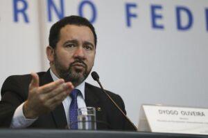 Dyogo Oliveira enfatizou que os dados melhores da economia não estão ocorrendo 'por acaso'