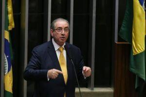 Eduardo Cunha está preso em Curitiba desde outubro do ano passado, por força de uma decisão do juiz federal Sérgio Moro