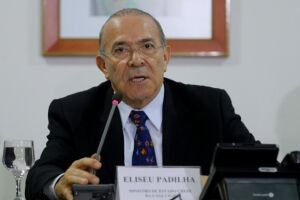 Padilha enfatizou que o governo conta com o apoio do PSDB para a reforma da Previdência