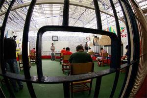 O exame será realizadas nas unidades prisionais e socioeducativas indicadas pelos órgãos competentes