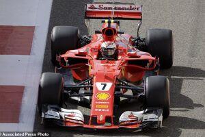 O Banco Santander confirmou que deixará de patrocinar a equipe Ferrari