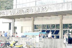 A criança sofria de problemas cardíacos cujo tratamento não foi encontrado no Hospital Guilherme Álvaro (HGA)