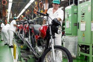 A produção industrial brasileira cresceu 2,6% em setembro