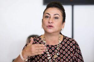 O Conselho de Ética do PMDB decidiu expulsar Kátia Abreu na quinta-feira, 23
