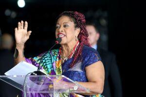 Luislinda Valois (PSDB) afirmou que é 'preta, pobre e da periferia'